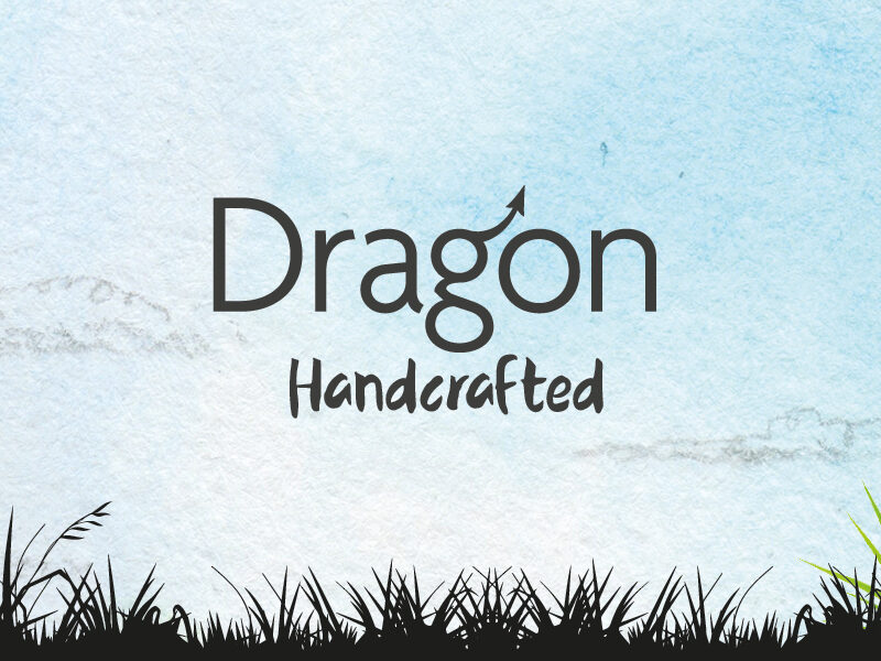 Dragon Handcrafted Labelling
