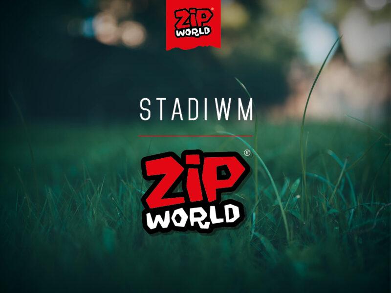 Zip World Branding
